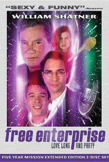 Free Enterprise (1998) cover