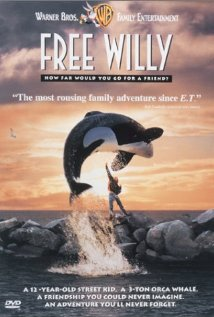 Free Willy (1993) cover