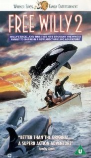 Free Willy 2: The Adventure Home (1995) cover