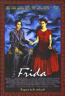 Frida (2002) cover
