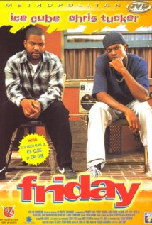 Friday (1995) cover