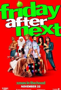 Friday After Next (2002) cover