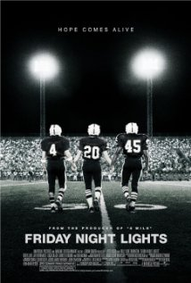 Friday Night Lights (2004) cover
