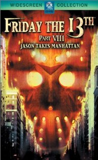 Friday the 13th Part VIII: Jason Takes Manhattan (1989) cover
