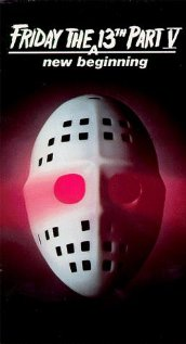 Friday the 13th: A New Beginning (1985) cover