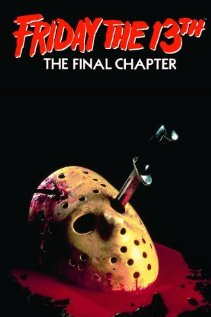 Friday the 13th: The Final Chapter (1984) cover
