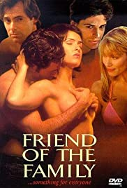 Friend of the Family (1995) cover