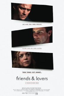 Friends and Lovers (2010) cover