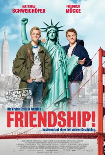 Friendship! (2010) cover