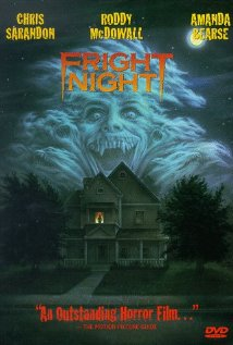 Fright Night (1985) cover