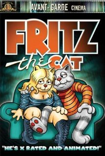 Fritz the Cat (1972) cover