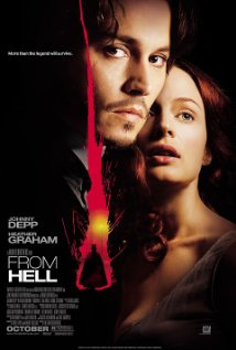 From Hell (2001) cover