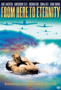 From Here to Eternity (1953) cover
