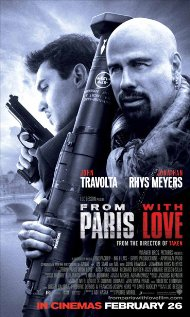 From Paris with Love (2010) cover