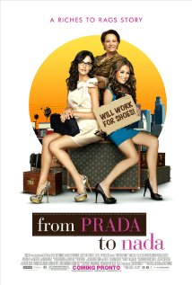 From Prada to Nada (2011) cover