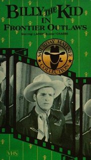 Frontier Outlaws 1944 poster