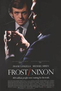 Frost/Nixon (2008) cover