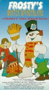 Frosty's Winter Wonderland (1976) cover