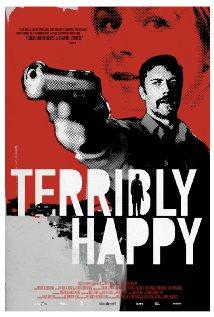 Frygtelig lykkelig (2008) cover