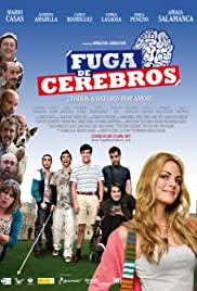 Fuga de cerebros (2009) cover