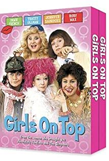 Girls on Top (1985) cover
