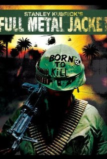 Full Metal Jacket 1987 poster