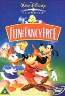 Fun & Fancy Free (1947) cover