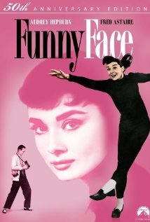 Funny Face 1957 poster