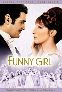 Funny Girl (1968) cover