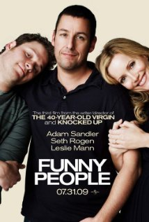 Funny People (2009) cover