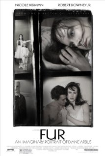 Fur: An Imaginary Portrait of Diane Arbus (2006) cover