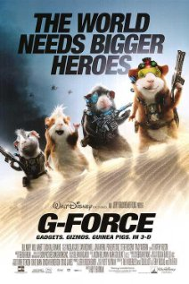 G-Force (2009) cover