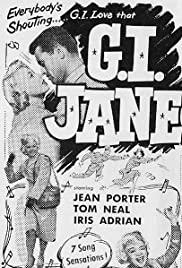 G.I. Jane (1951) cover