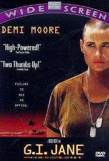 G.I. Jane (1997) cover