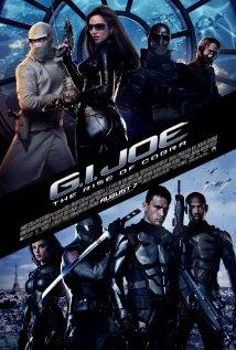 G.I. Joe: The Rise of Cobra 2009 poster