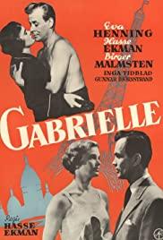 Gabrielle (1954) cover