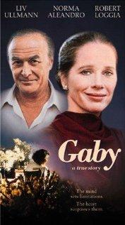 Gaby: A True Story (1987) cover