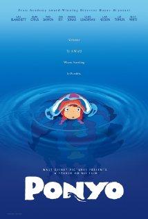 Gake no ue no Ponyo (2008) cover