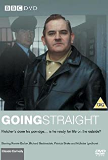 Going Straight (1978) cover