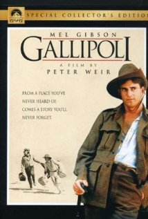 Gallipoli (1981) cover