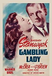 Gambling Lady (1934) cover