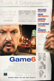 Game 6 (2005) cover