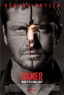 Gamer (2009) cover