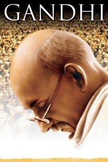 Gandhi (1982) cover