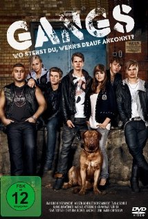 Gangs (2009) cover
