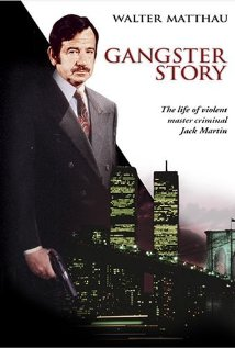 Gangster Story (1959) cover