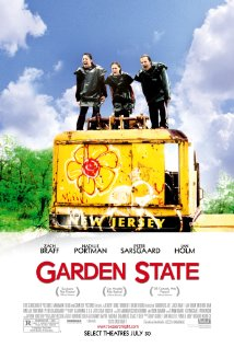 Garden State (2004) cover