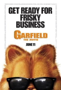 Garfield (2004) cover