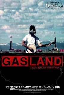GasLand (2010) cover