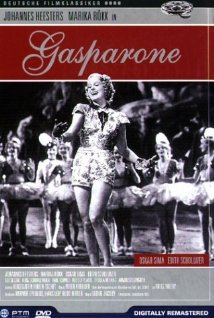 Gasparone (1937) cover